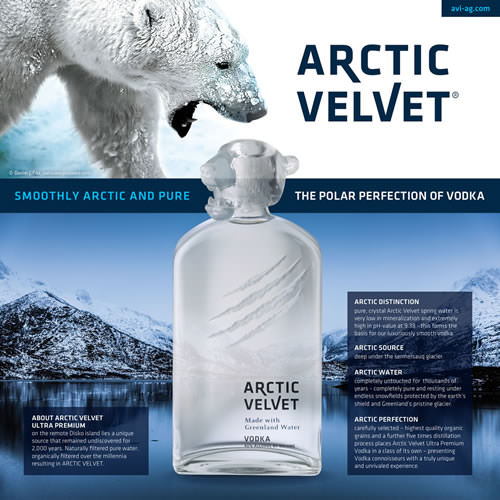 Arctic Velvet International 3