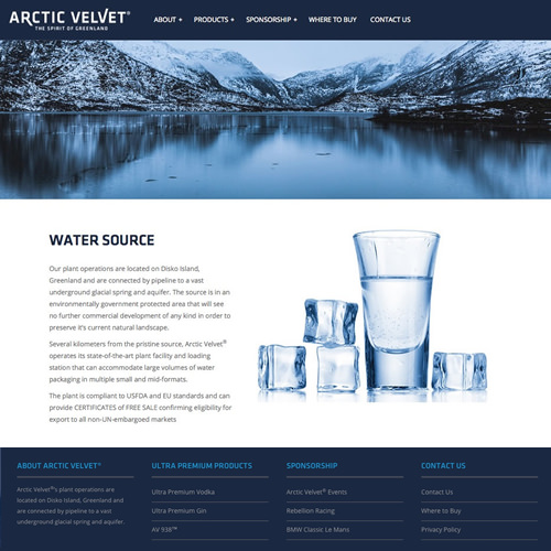 Arctic Velvet International 2